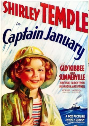 Shirley Temple in Captain January (1936)
