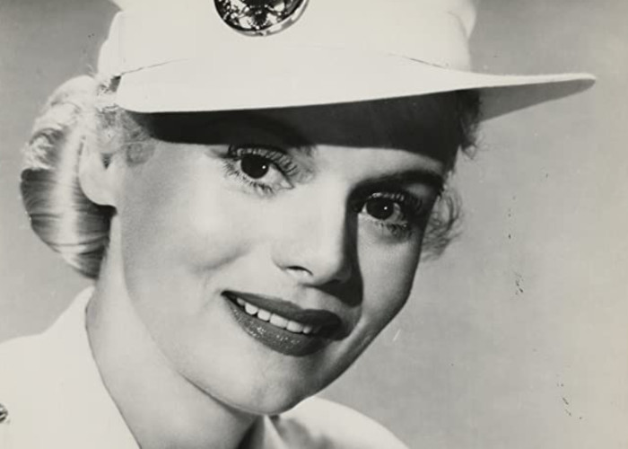 Marie Wilson in Never Wave at a WAC (1953)