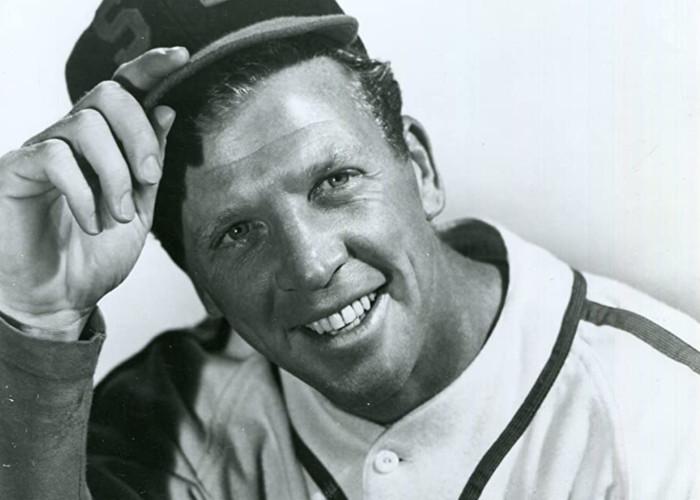 Dan Dailey in The Pride of St. Louis (1952)