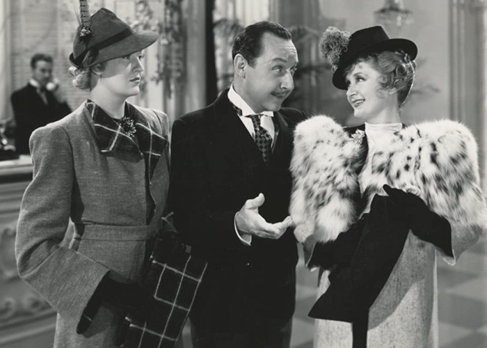 Billie Burke, Franklin Pangborn, and Verree Teasdale in Topper Takes a Trip (1938)
