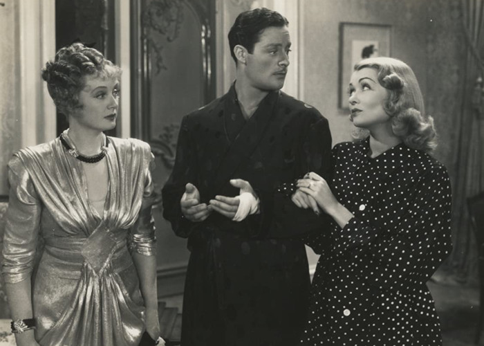 Constance Bennett, Billie Burke, and Alexander D'Arcy in Topper Takes a Trip (1938)