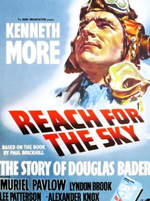Kenneth More in Reach for the Sky (1956)