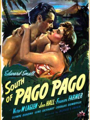 South of Pago Pago (1940)