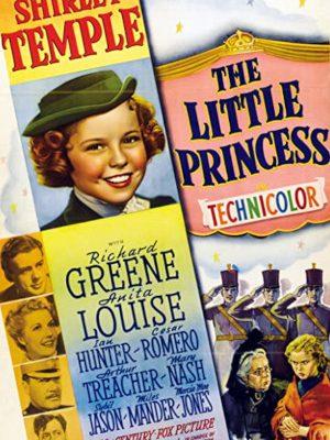 Shirley Temple, Richard Greene, Ian Hunter, Anita Louise, Beryl Mercer, and Arthur Treacher in The Little Princess (1939)